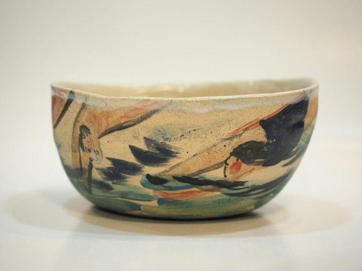 A contracorriente, cerámica Lourdes Ral