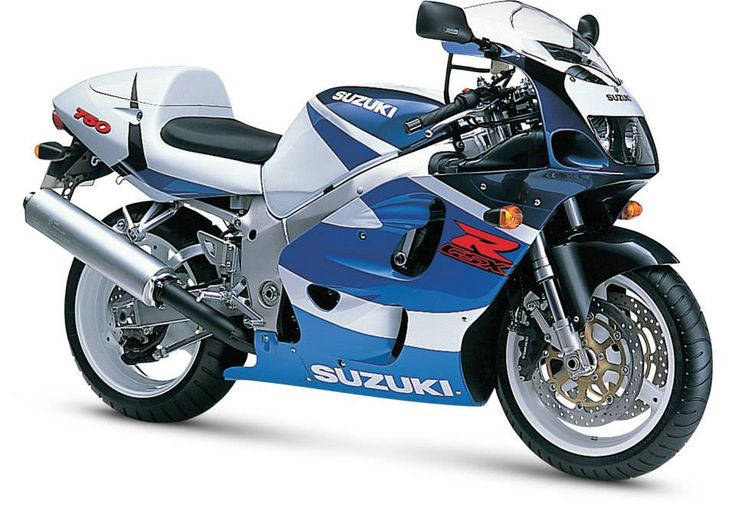SUZUKI GSX-R750W Injec 1999