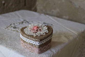 Krabičky - Šperkovnica - 7065226_