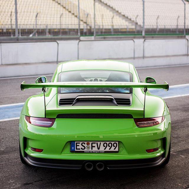 Gelbgrün #Porsche#991#911#GT3RS#PTS#PTSRS#Michelin#Hockenheim