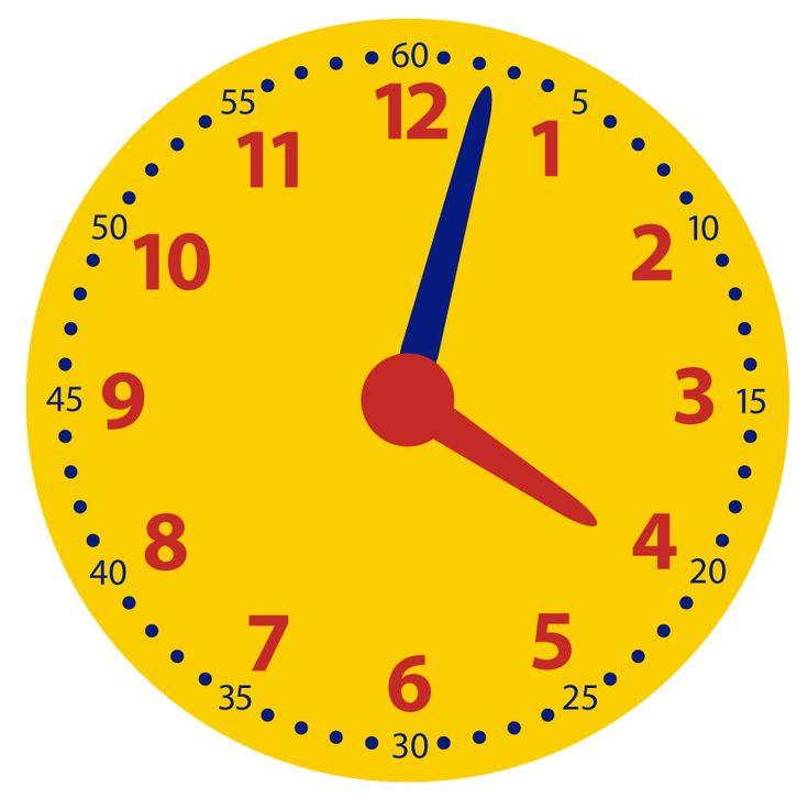 leren klokkijken klok analoog einstein