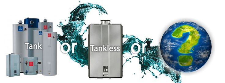Sustainable Water Heating