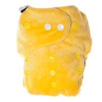Nothing cuter than a bright yellow baby bum!