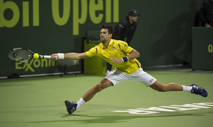 Novak Djokovic claimed a career lead in his head to head with Rafael Nadal after beating the Spaniard in straight sets in the Qatar Open final