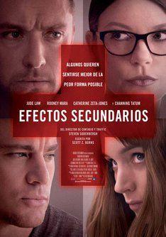 """Tráiler de """"Efectos secundarios"""". Información, sinópsis y ficha técnica de la película"""