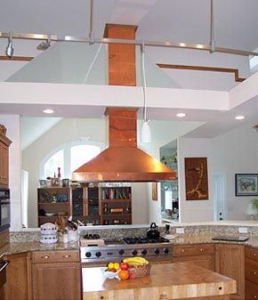 17 Best Ideas About Copper Hood On Pinterest Dream Kitchens Kitchen Ideas And Farmhouse