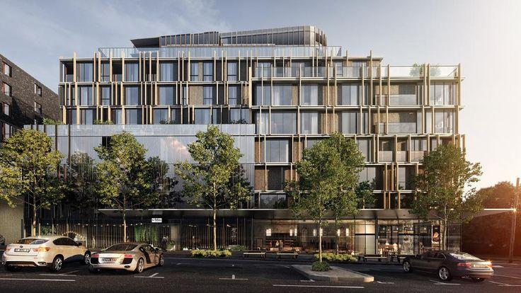 Adina Grand Apartment Hotel Melbourne West End