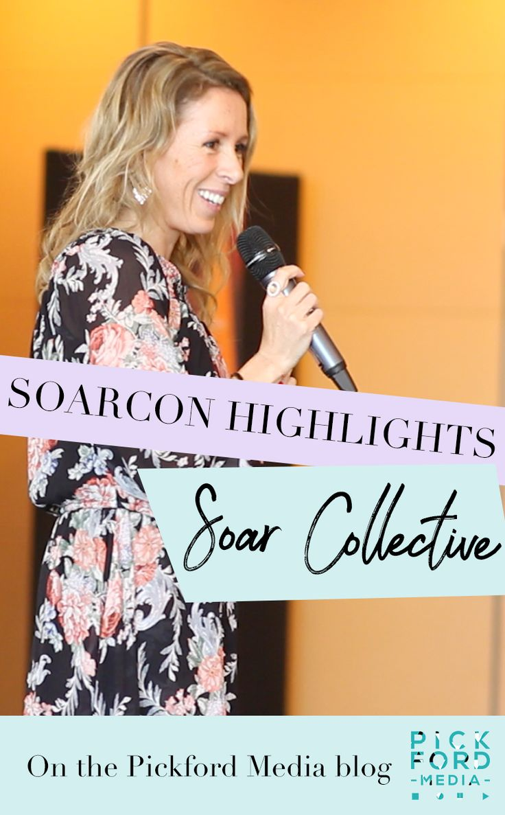 Last year we were so, so lucky to attend and film SoarCon16. Hosted by award-winning regional businesswomen's community Soar Collective, this annual conference for action-oriented businesswomen is a practical day of learning and doing, not just another day of success stories.