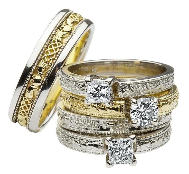 Wedding Rings Ireland Cheap: 11 Best Irish Wedding & Engagement Bands Images On