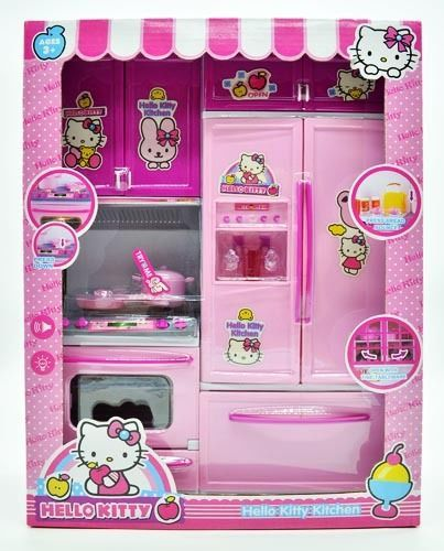 Hello Kitty Wooden Kitchen Set: 1000+ Images About Kitchen Play Set On Pinterest
