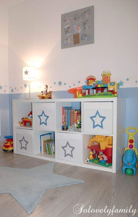 Kinderzimmer ikea kallax  31 best Ikea images on Pinterest | Kids rooms, Ikea hacks and Nursery