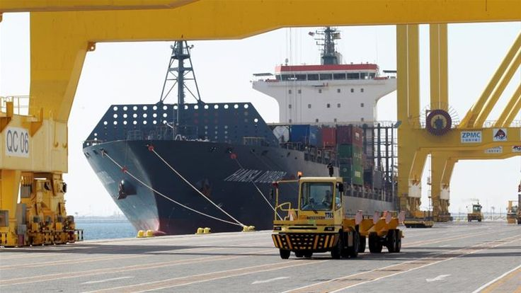 Qatar's Hamad Port operating 'at full capacity'