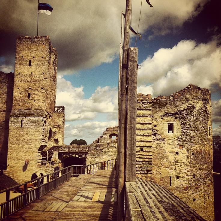 Castle in Rakvere
