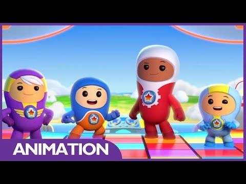 CBeebies: Go Jetters - Theme Song - YouTube