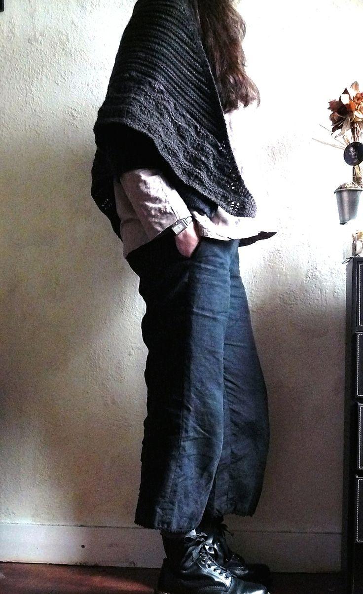 Mujeres Shanti Arts Yuki Black Clog / Mule PIWGElJH