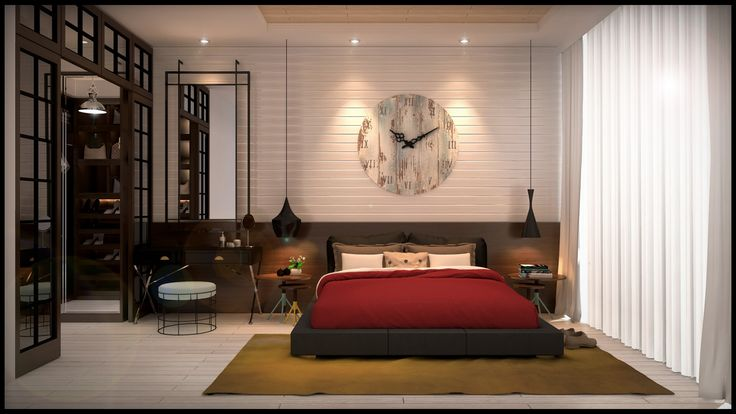 One bedroom apt cp '2014 my design portfolio