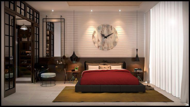 One bedroom apt cp '2014 my design portfolio