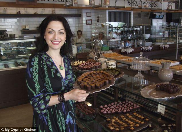 Tonia Buxton - Greek Television Cook