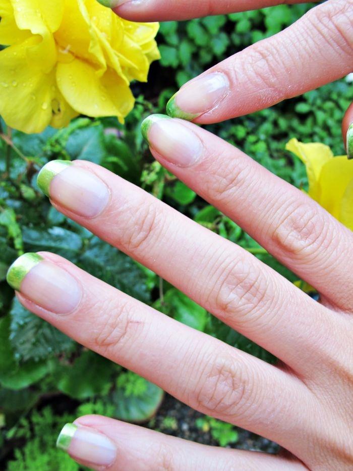 Mejores 337 imágenes de ♈French Manicure en Pinterest | Manicuras ...