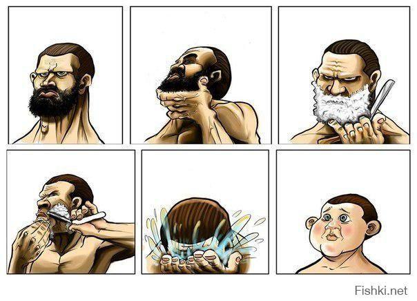 Борода прибавляет брутальности. Доказано :).