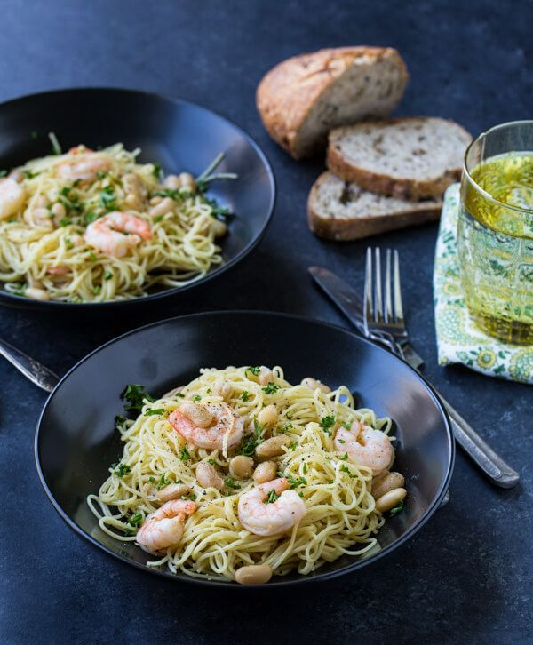Chutney Shrimp Pasta   29 Pasta Recipes That Are About To Make You So Fucking Hungry