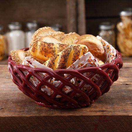"The Pioneer Woman 9"" Bread Basket"