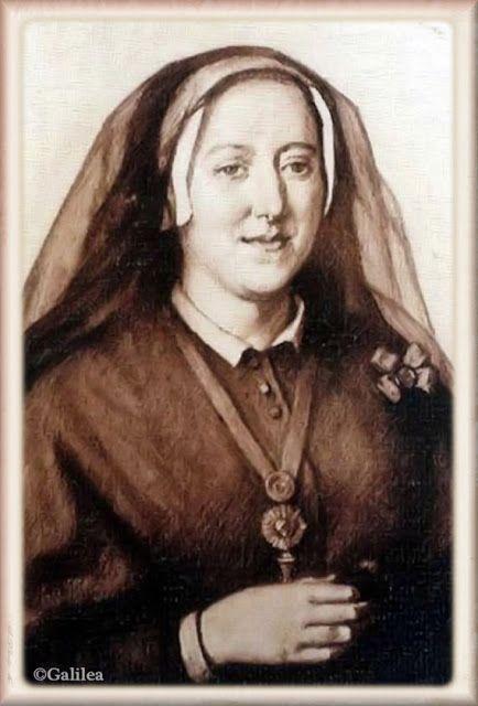 Santa María, Madre de Dios y Madre nuestra: Santa María Micaela del Santísimo Sacramento 15 de...