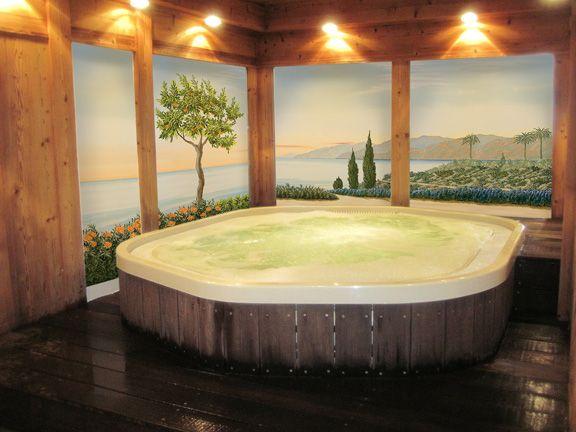 17 Best images about Pool/hot.tub/bath on Pinterest  Hakone, Bath ...