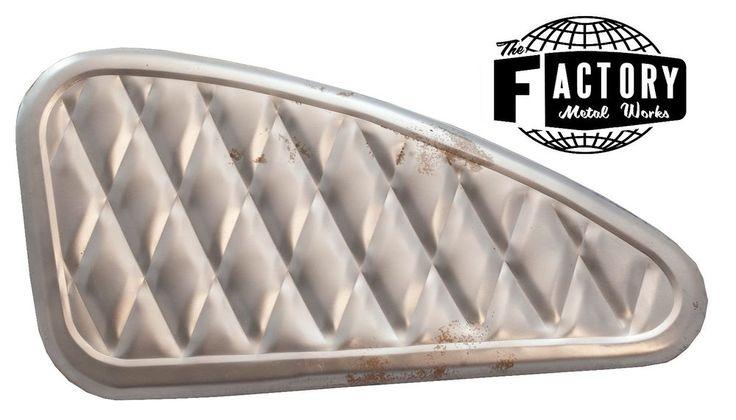 harley triumph xs cb sportster fuel gas tank weld in pleat side bobber chopper  | eBay Motors, Parts & Accessories, Motorcycle Parts | eBay!