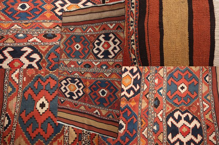 A tiny #Turkish #kilim but #decorative & #beautiful only @ #imperialrugs