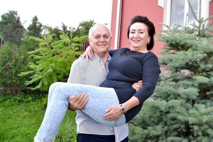 Дитячий письменник Олександр Зімба та його дружина Людмила …  f28e85834c7f6