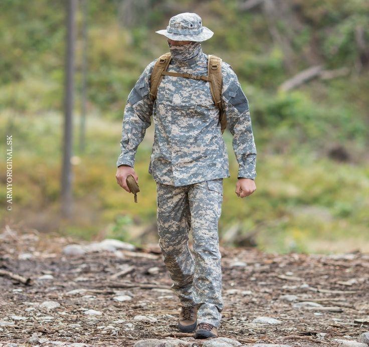 Blúza ACU AT-digital, Pentagon