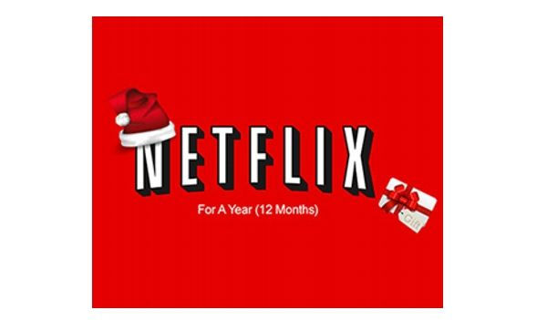 Enter For your Chance To Win A 1 Year Subscription To Netflix. Drawing December 9 2016.  1 Year Netflix Subscription Giveaway