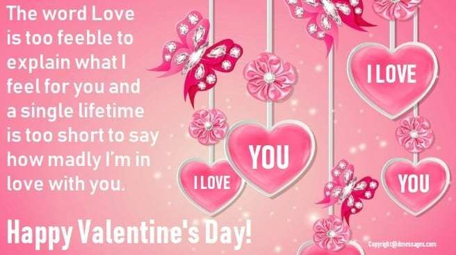 Valentine Quotes For Wife Valentine Quotes Happy Valentine Day Quotes Valentines Quotes Funny