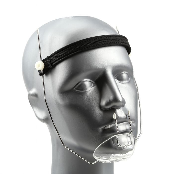 Great Lakes Nola Protraction Face Mask Headgear Small In 2020 Headgear Face Mask Face