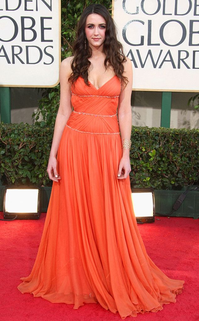 Madeline Zima from A Colorful History of the Golden Globes   E! Online