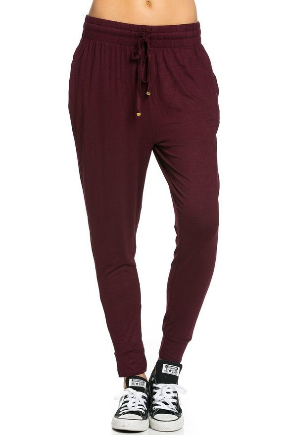 My Yuccie Women's Lightweight Comfy Jogger Pants at Amazon Women's Clothing…