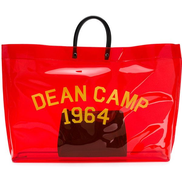 Red shopping bag Dsquared2 E1kyB6P