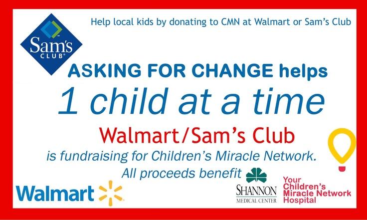 CMN's Wal-Mart and Sam's Club Balloon Campaign through ...