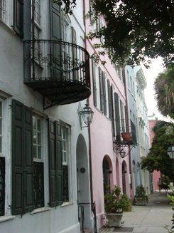 Self guided walking tour of Charleston, SC