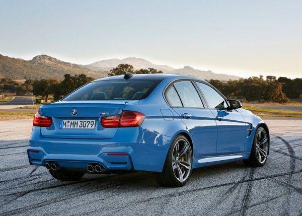 2015 BMW M3 Sedan Wallpapers 600x429 2015 BMW M3 Sedan Full Review