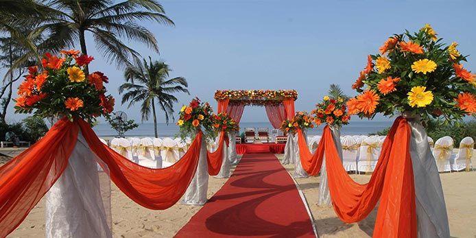 Virginia Beach Wedding Decorator