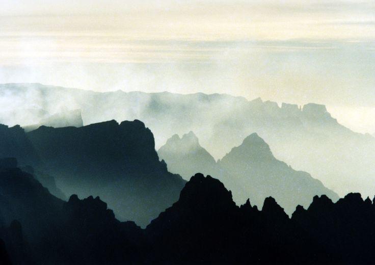 Drakensberg, Lesotho, South Africa by Tom Claytor