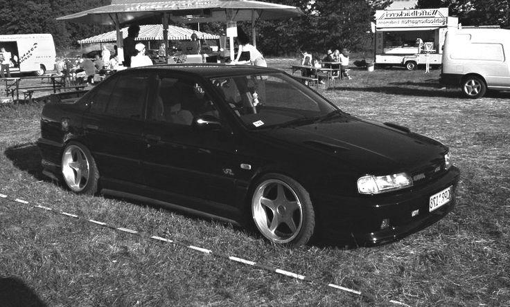 """radracerblog: """"Nissan Primera Sedan P10 """""""