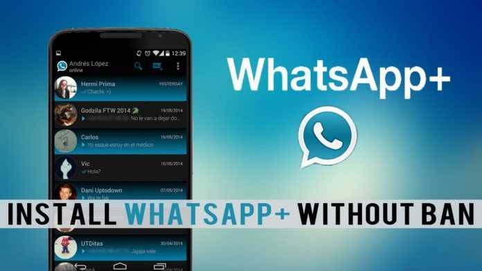 Download WhatsApp Plus v5.15 APK Free Android apps, Hide