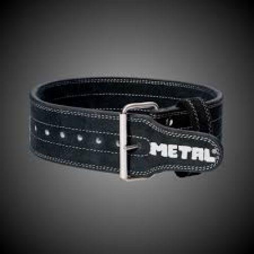 Metal Powerlifting Belt. IPF legal. #metal #powerlifting #belts #singleprong