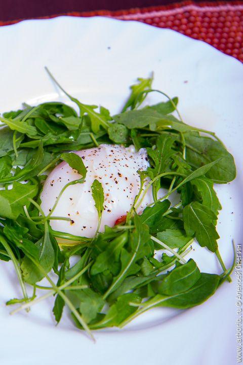 Как приготовить идеальное яйцо-пашот | Кулинарные заметки Алексея Онегина