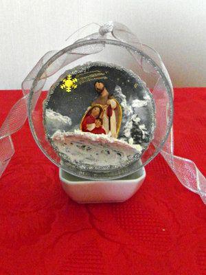 Decorazioni: Palla di Natale