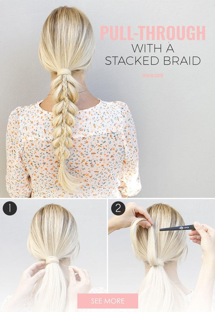 Fa fancy hair bun accessories - Looking To Jazz Up Your Three Strand Braid