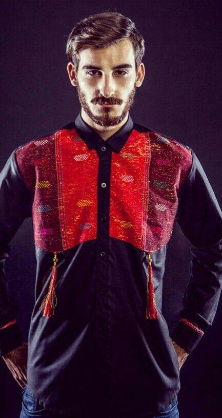 Mavazi menswear  - Ulos Batak in simply ecletic @LenyCathryn